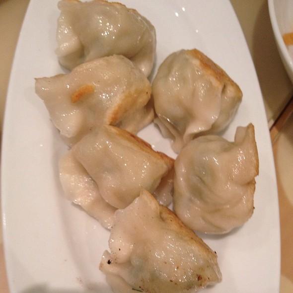 Pan Fried Shrimp And Chive - Beijing Noodle Bar - Caesars Palace Las Vegas, Las Vegas, NV