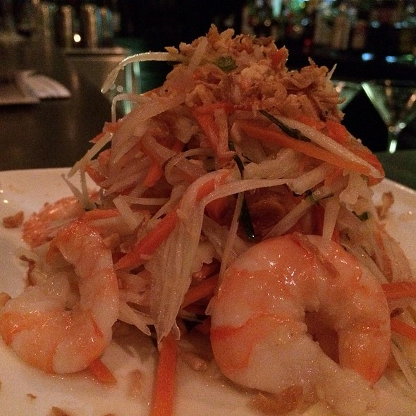Green Papaya Salad - Basa, Louisville, KY