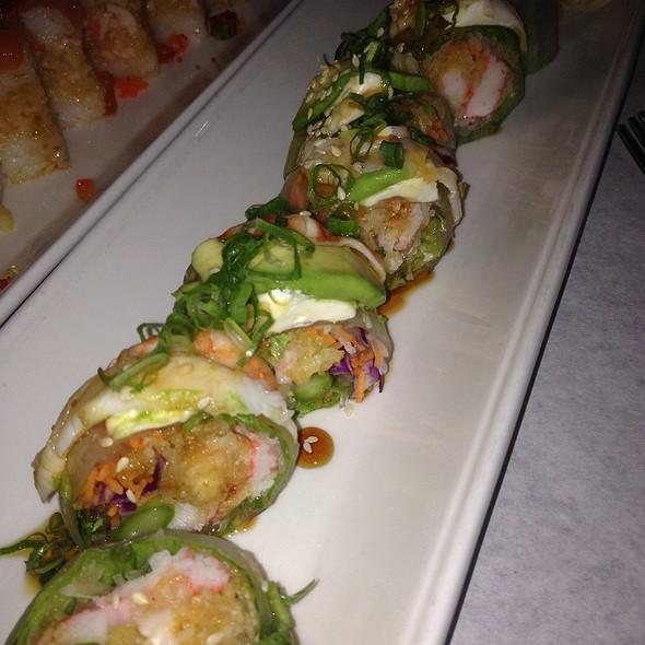 Bubba Roll @ Amura Japanese Restaurant & Sushi