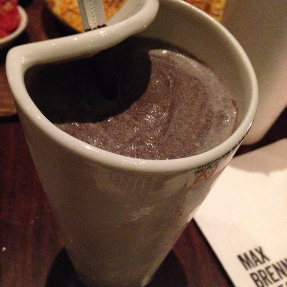Cookie Milkshake - Max Brenner - Union Square, New York, NY