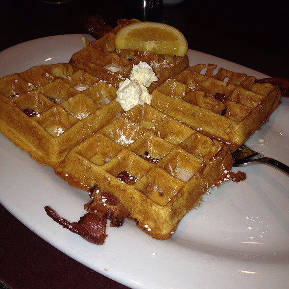 Bacon Waffels @ Hash House A Go Go