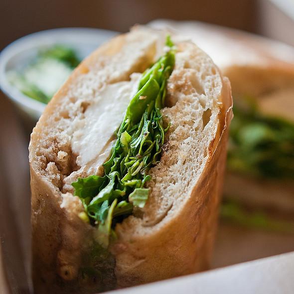 Cutter's Coarse Sandwich @ Bloomingfoods Market & Deli