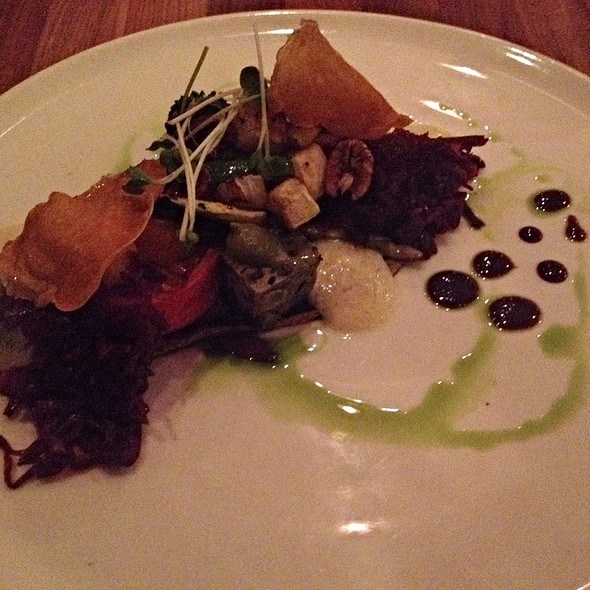 A Study Of Vegetables And Grains - OAKLEYS bistro, Indianapolis, IN