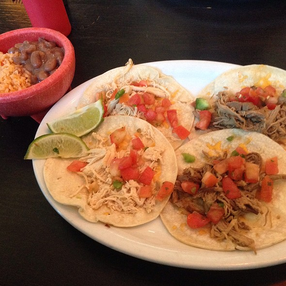 Tacos @ Jack-N-Grill