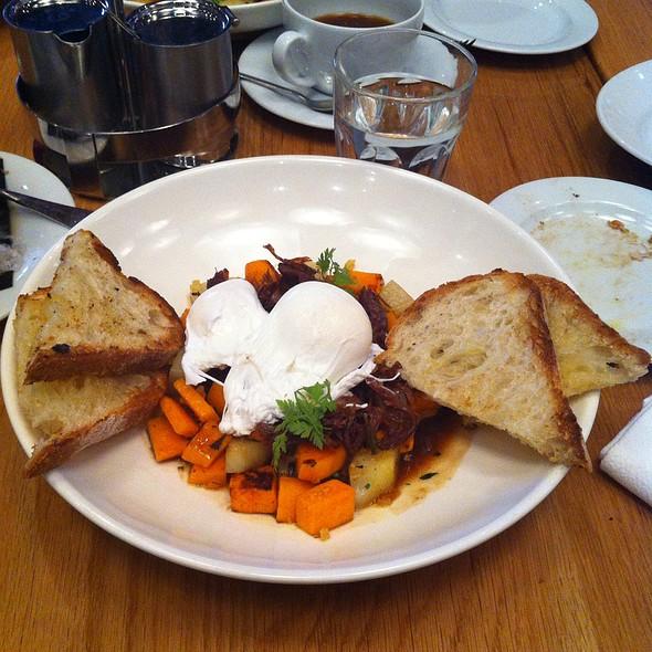 Shortrib Hash N'eggs @ Fabbrica