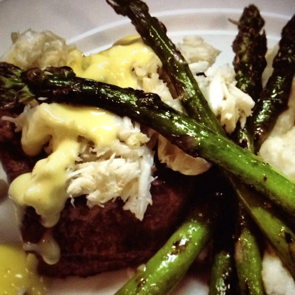 Filet Oscar - Stoned Crab, Macungie, PA