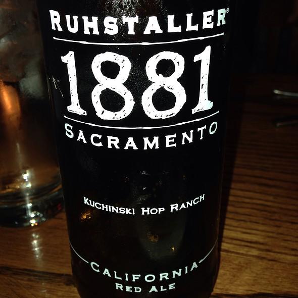 Ruhstaller 1881 Red Ale