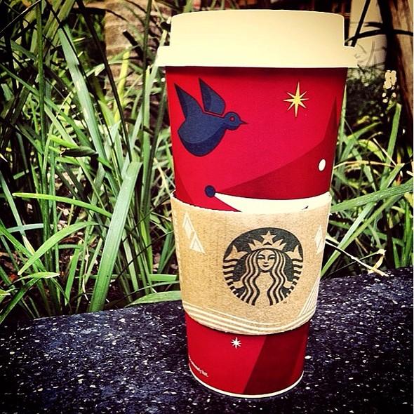 toffee nut latte @ Starbucks Coffee - Market Place Thonglor