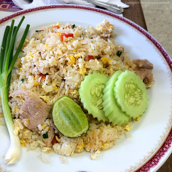 Pork Fried Rice @ Took Lae Dee (Foodland)
