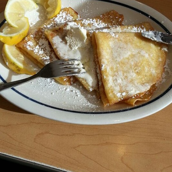 German Crepes @ IHOP (Centennial Ctr)