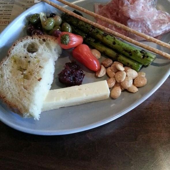 Antipasti Platter @ Culinary Dropout