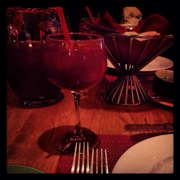 Sangria - Samba Brazilian Steakhouse - Mirage Hotel & Casino, Las Vegas, NV