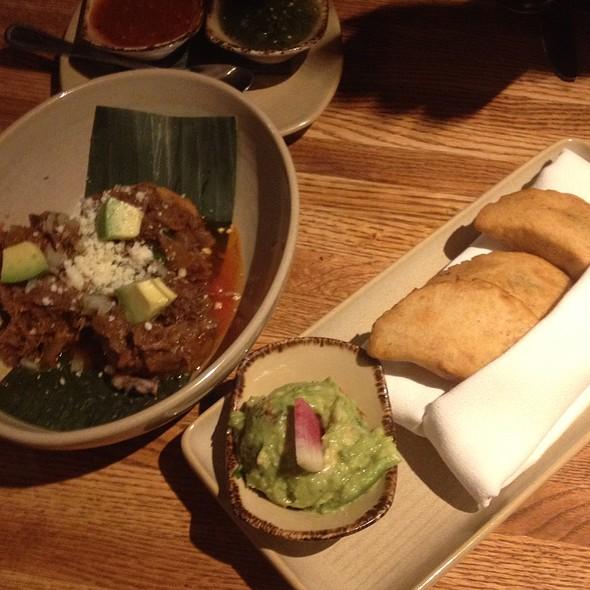 Mexican City Style Quesadillas