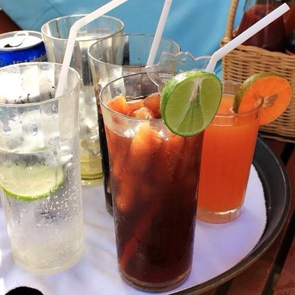 Iced  Tea @ Dusit Thani Hua Hin Hotel