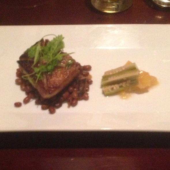 Seared Pork Belly - Frog Hollow Tavern, Augusta, GA