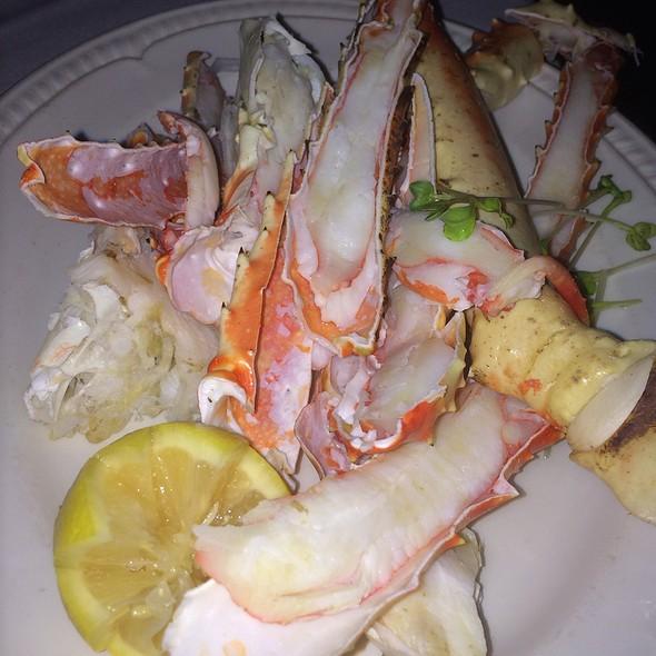 King Crab Legs @ Chamberlain's Fish Market Grill