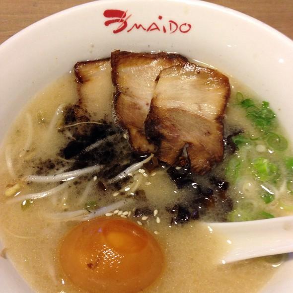 Tonkotsu Ramen @ Umaido