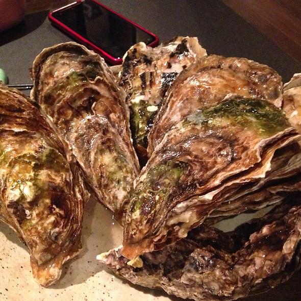 Oysters! @ 方舟 銀座インズ店