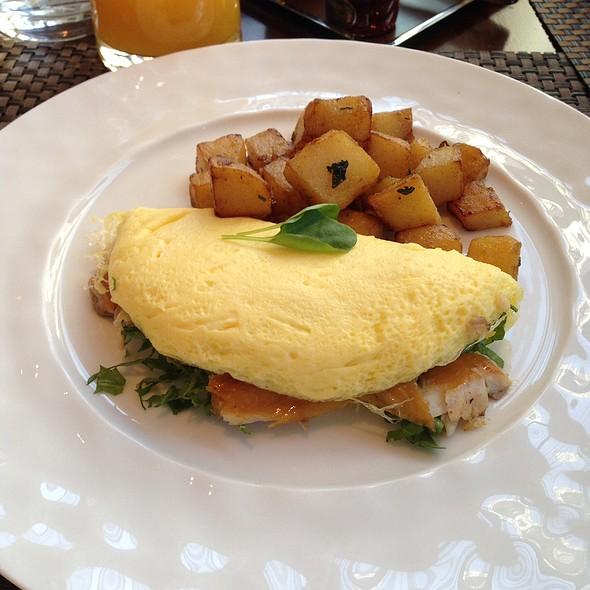 Omlette - Café Boulud, Toronto, ON