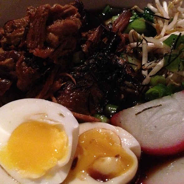 Pork Ramen @ Kapow! Noodle Bar