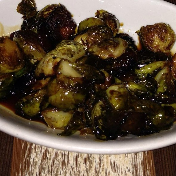 Brusselsprouts - Hops & Hominy, San Francisco, CA