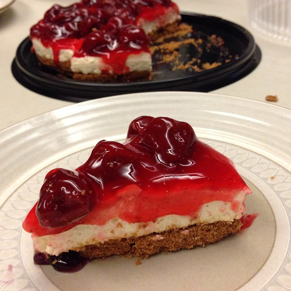Strawberry Cheesecake @ Dada's
