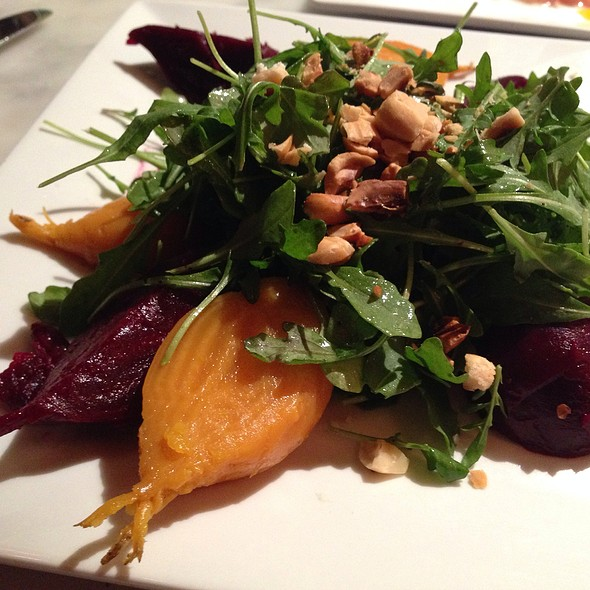 Roasted Beet Salad - Bungalow 44, Mill Valley, CA