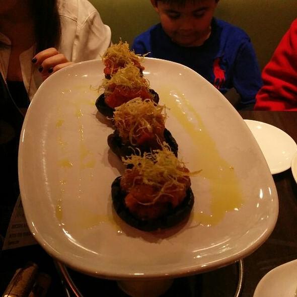 Stuffed Mushrooms @ TONY C'S