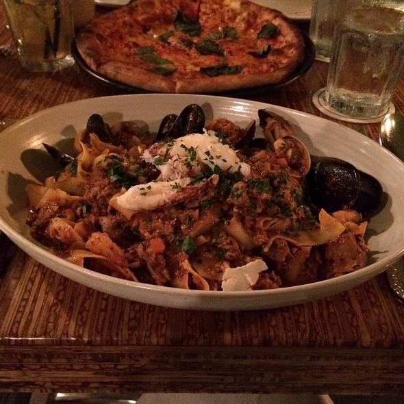 Asian Pasta - Honu Seafood and Pizza - Lahaina, Lahaina, HI