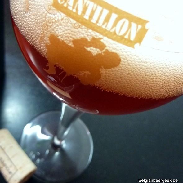 Rose Gambrinus @ Brasserie Cantillon