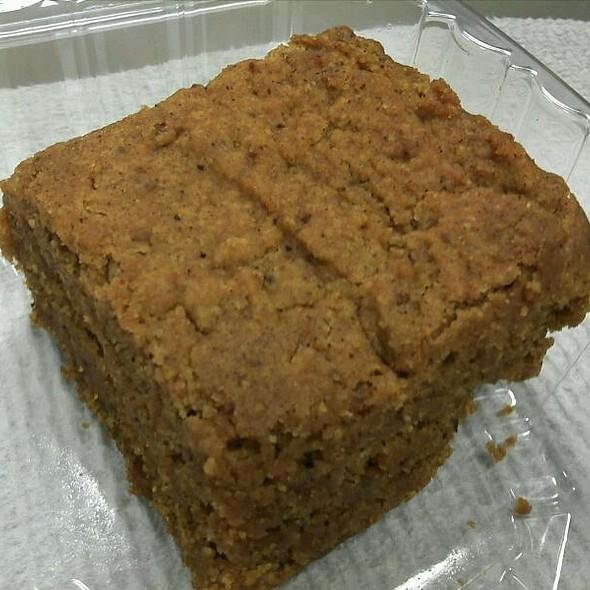 Gluten Free Pampkin Spice Corn Bread