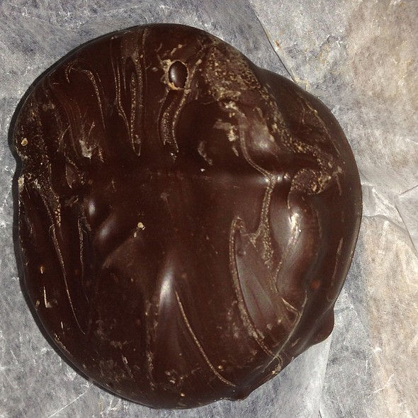 Dark Chocolate Covered Oreo