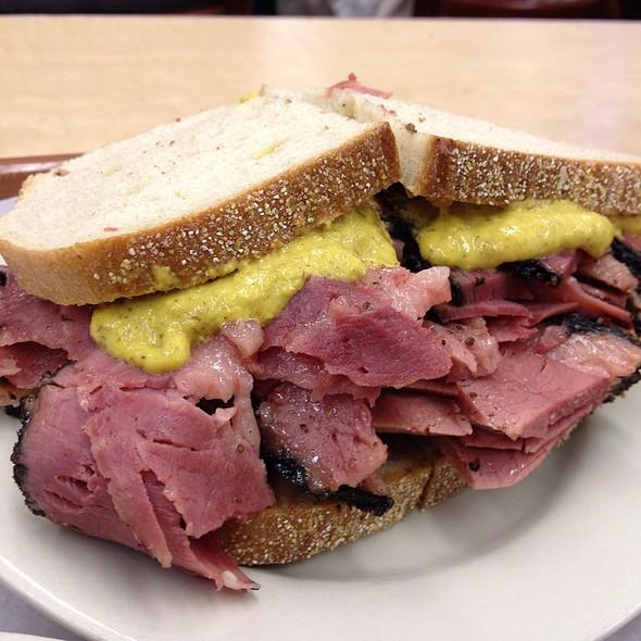 Pastrami Sandwich @ Katz's Delicatessen Inc