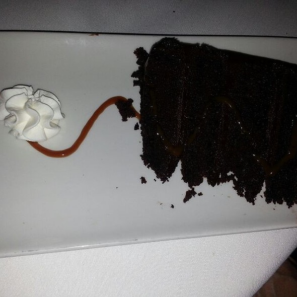 Chocolate Layer Cake - Morton's The Steakhouse - Bethesda, Bethesda, MD