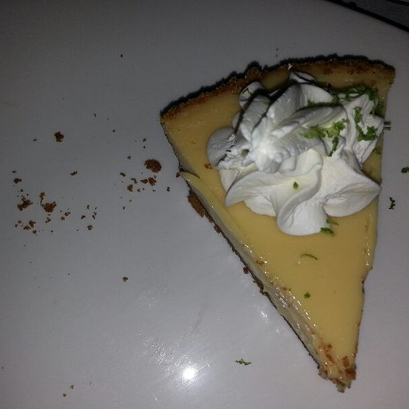 Key Lime Pie - Morton's The Steakhouse - Bethesda, Bethesda, MD