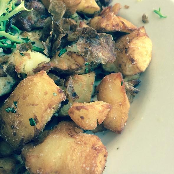 Crispy Potatoes  @ Plow