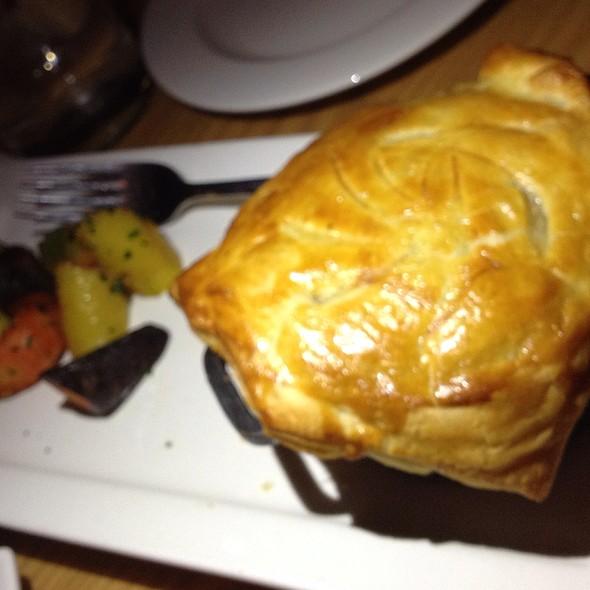 Hassenpfeffer Pot Pie - Tango Bistro, Calgary, AB