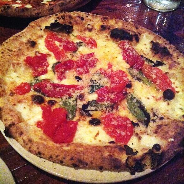 Libretto Margherita Pizza