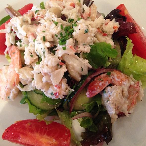 Seafood Salad - Brasserie 19, Houston, TX