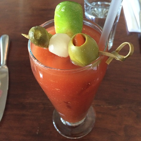 Bloody Mary @ Presidio Social Club