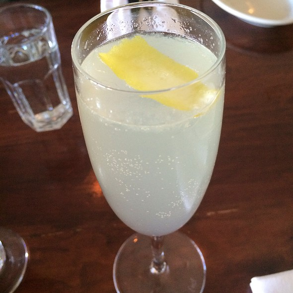 French 75 @ Presidio Social Club