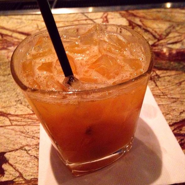 Pumpkin Rye Cocktail - Oak - Dallas, Dallas, TX