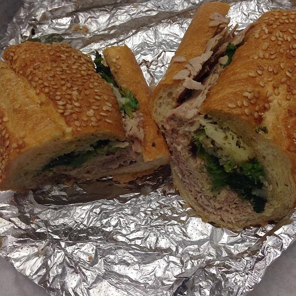Pattison Avenue Sandwich