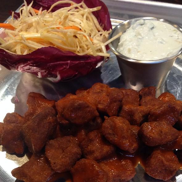 Buffalo Seitan @ The Rooftop Restaurant & Lounge