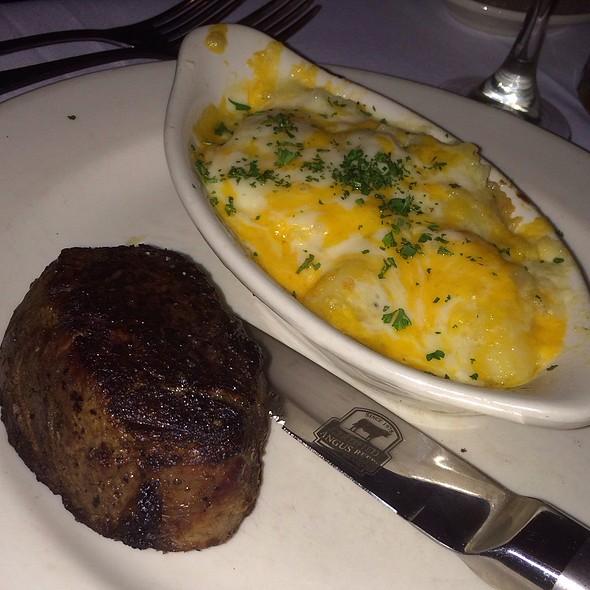 Filet Mignon - Cool River Cafe - Dallas, Irving, TX