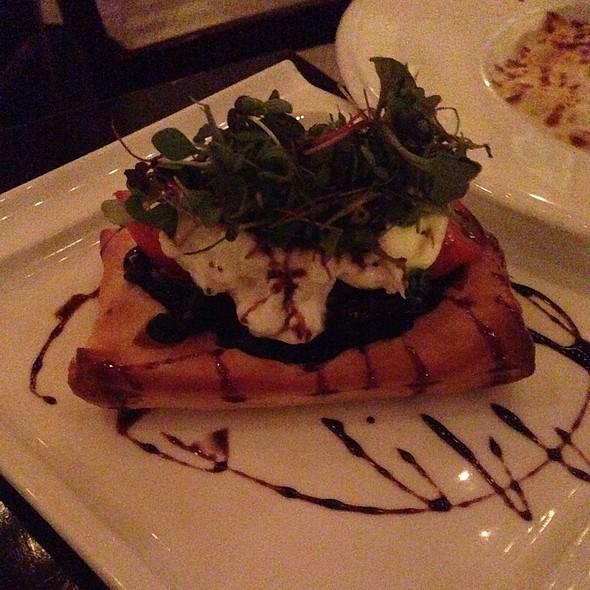 Tomato Tart @ Pete's Cafe & Bar