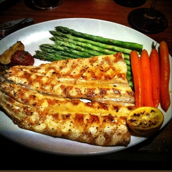 Grilled Boneless Rainbow Trout - Seasons 52 - Cherry Hill, Cherry Hill, NJ