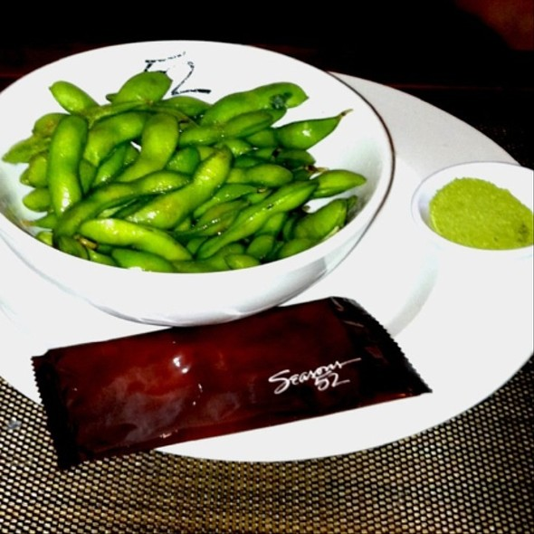 edamame - Seasons 52 - Cherry Hill, Cherry Hill, NJ
