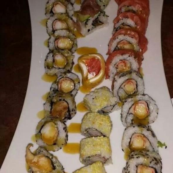 Sushi @ Sushiclub