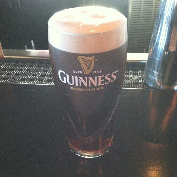 Guinness @ Marlow's Tavern